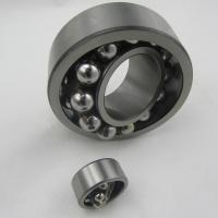 Stanless steel self aligning ball bearing 1200 1201 1202 1200M 1201M 1202M for ATV parts Manufactures