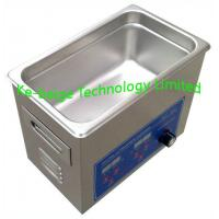3L Stainless Steel Benchtop Ultrasound Cleaner With Digital Timer And Heater Manufactures