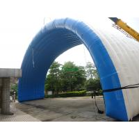 Arch Inflatable Tent / Inflatable Opening Structure Tent For Advertising Exhibition Manufactures