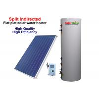Reliable Outdoor Split Solar Water Heater SP-150-500 L CE Certification Manufactures
