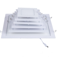 Cool White 90mm 50000h Small Led Panel Lights Manufactures