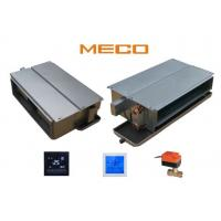 Waterproof Chilled Water Ducted Fan Coil Unit 30Pa ESP 800CFM Air Flow 1.5TR Capacity Manufactures