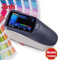 3NH Spectrophotometer YS3060 with UV light usually used in automobile and paints for color control and management Manufactures