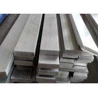 Decorative Effect Flat Bar Stainless Steel , Wear Resistant Stainless Steel Bar 310S / 309 / 201 / 202 Manufactures