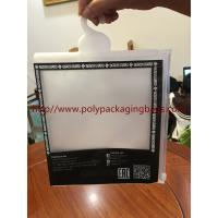 Promotion Industrial Poly Bags With Hangers For Underwear , Clothes Manufactures