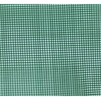 HDPE Square Hole Size Polyester Filter Mesh For Straw Matress , One-Time Extrusion Molding Net Manufactures