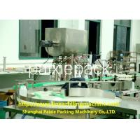 SS304 / SS316 3 In 1 Filling Machine Automatic Washing Filling Capping Machine Manufactures
