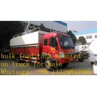 high quality CLW poultry feed transportation trucks for sale, farm-oriented animal feed pellet delivery truck for sale Manufactures
