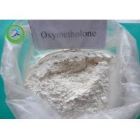 Injectable Oral Anabolic Steroids / Oxymetholone White Powder CAS 434-07-1 Manufactures