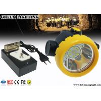 Buy cheap 90 Lum Wireless Rechargeable LED Headlamp 2200mAH Battery WF2 Corrosion Proof from wholesalers
