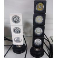 Quality Round Cree Offroad 30V Led Working Light IP67 Waterproof , Spot LED Light for for sale