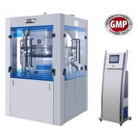China High Output High Speed Tablet Press Tabletting Machines Electrical Control System on sale