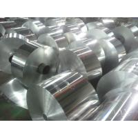 Flexible Packaging Industrial Aluminum Foil 0.1 X 60mm for the Vent Pipe Manufactures
