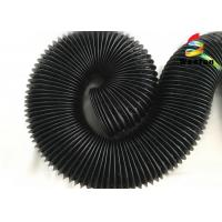 Airtight Single Layer High Temperature Flexible Duct 8 Inch PVC Aluminum Manufactures