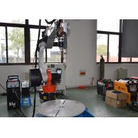 China Intelligent Small Arc MIG Welding Manipulator For 1.5mm Auminum Plate on sale