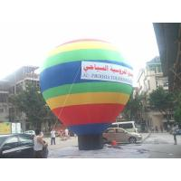 Customized Giant PVC Tarpaulin Advertising Air Balloons Inflatable Products Manufactures