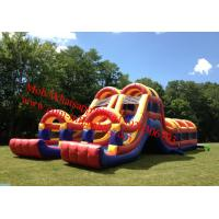 X-Factor Obstacle inflatable obstacle course Manufactures