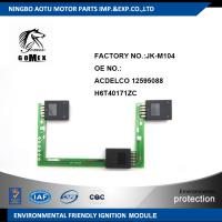 High Quality Auto Ignition Module for ACDELCO 12595088 H6T40171ZC Manufactures