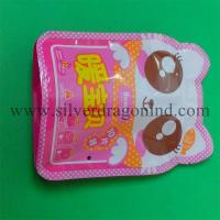 Stand up Laminated pouch with zipper for industry packing Manufactures