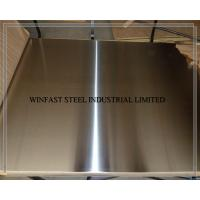 201 202 301 303 Stainless Steel Sheets Plate , ASTM JIS GB SS Sheet Manufactures