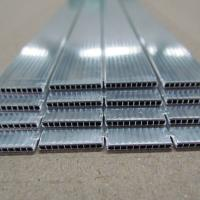 1050 1060 1100 H112 Parallel Flow Microchannel Flat Aluminum Tubing Manufactures