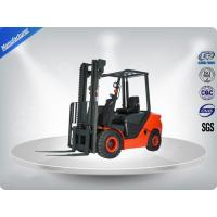 Gasoline Engine Powered Order Picking Forklift Truck Germany Imported Mast Steel Manufactures