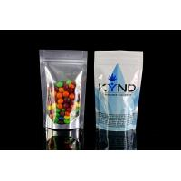 Quality Aluminum Foil Plastic Packaging Bags , Malaysia eco friendly stand up pouches for sale