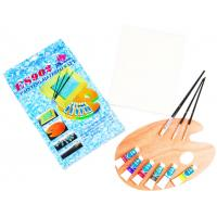 Small Art Painting Set Oil Painting Kits For Adults High End Stretched Canvas Attached Manufactures