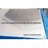 Magnesium Aluminium Tooling Plate , Az31b Magnesium Plate Semistructural Manufactures
