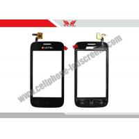 Cell Phone Original Replacement Touch Screen Digitizer Front Glass Lens Panel For TCL J320 Manufactures