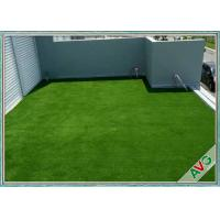 High Density Garden Backyard Synthetic Lawn Artificial Grass Turf 9600 Dtex Manufactures
