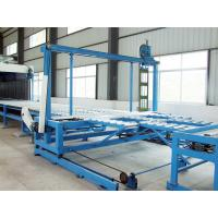 Adjustable Speed Foam Block Cutting Machine , Polystyrene Foam Cutter Manufactures