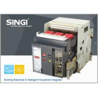 GNW8 series smart intelligent universal Air Circuit Breakers with drawer or fixed type Manufactures