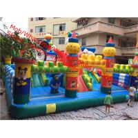 Hello Kitty inflatable bouncers Combo houses  slide for Home Use Manufactures