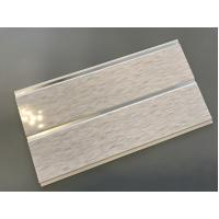 Resistance To Water Absorption Pvc Bathroom Wall Panels , Pvc Cladding Sheets 5.95m Legnth Manufactures