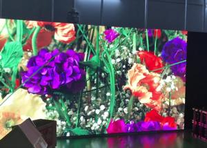 Aluminium Cabinet 1080p HD 6500CD P3 Outdoor Led Display Manufactures