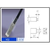 DC 24V Waterproof Bimetal Temperature Switch For PC Board Thermal Protector Manufactures