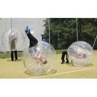 Great Fun Durable Inflatable Walking Ball , Bumper Inflatable Human Balloon Manufactures