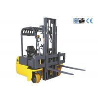 4-directional narrow aisle electric forklift truck , multiple functions forklift with CE Manufactures