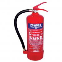 6 kg 40% ABC Dry Powder Fire Extinguisher Safe / Reliable For Factory Manufactures