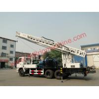 China TDZQT400DR Truck Mounted Reverse Circulation Rotary Drill Rig 400m Depth 500mm Diameter on sale
