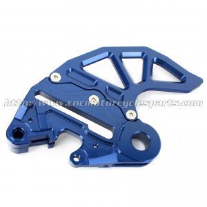 Quality Dirt Bike Parts KTM Rear Disc Guard SX EXC 6061 Aluminum Orange Silver Blue for sale