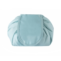 Custom Best Selling Chinese Foldable Drawstring Cosmetic Organizer Bag Manufactures