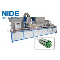 NIDE powder coating equipment High-accuracy epoxy polyester for armature rotor Manufactures
