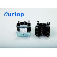 Air Conditioner Relay AC Relay Switch With 208-240 VAC Coil Voltage Overload Protection Manufactures