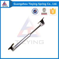 Quality Compression Silver Cabinet Gas Struts Funiture Gas Spring 30 / 60 / 90 N for sale