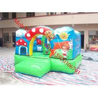 Quality mini bounce house in inflatable castle for sale