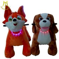 Hansel power wheels ride on animal scooter and plush motorized riding animals with ride on animals in shopping mall Manufactures