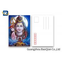 Customized 5D Effect 3D Lenticular Postcards 157g Coated Paper 5D Effect Manufactures