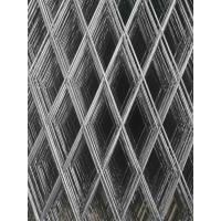 Rhombus Opening Shape Welded Wire Mesh Panel Diamond Mesh Fence China Factory Manufactures